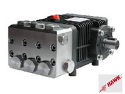High pressure water cleaner pumps